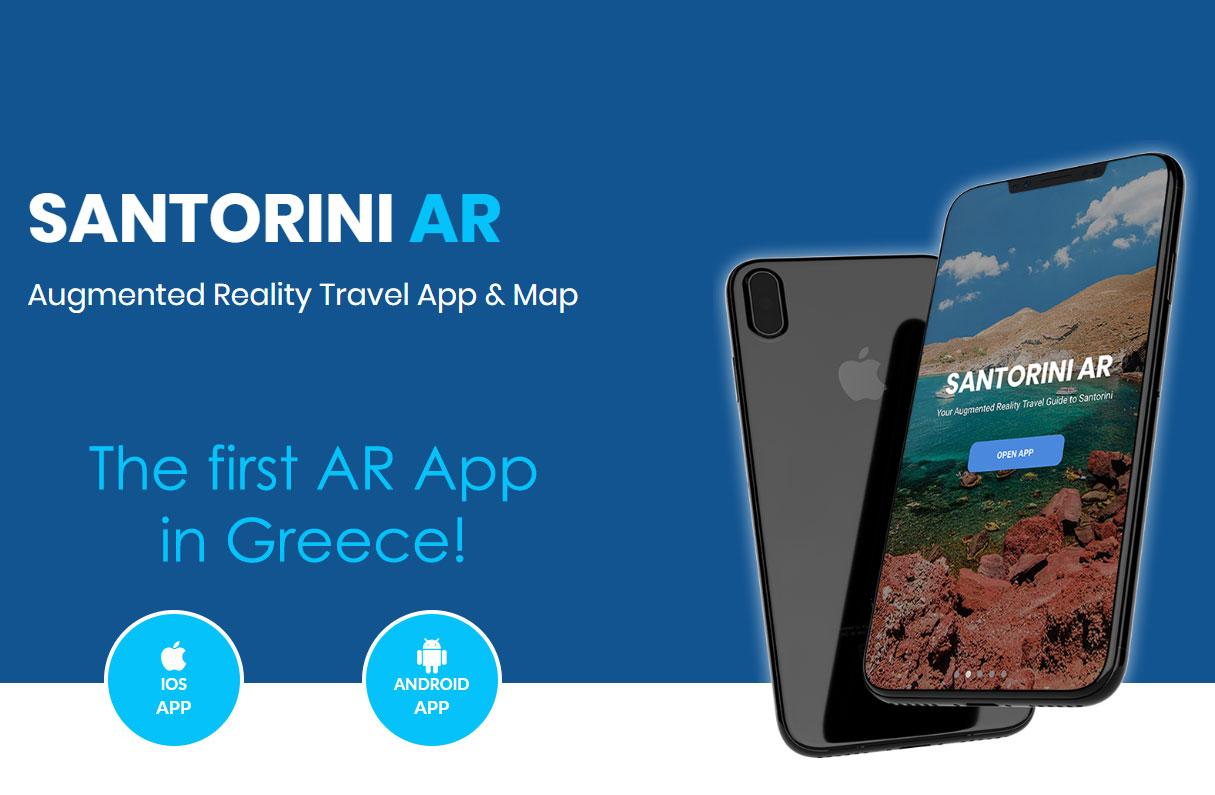 augmented-reality-app-santorini